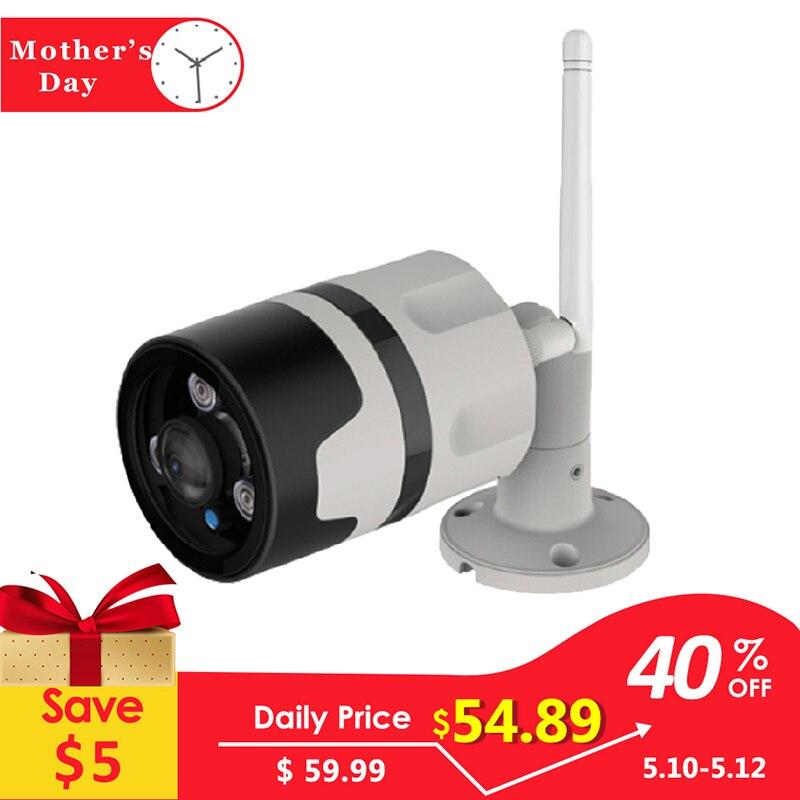 Vstarcam C63S 1080P Wifi IP66 Outdoor IR Night Vision Panoramic Bullet Camera