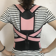 1Pcs Child Back Posture Children Health Care Humpbacks Brace Belt Posture Corrector Correction Slouch Orthosis Back Support Belt все цены