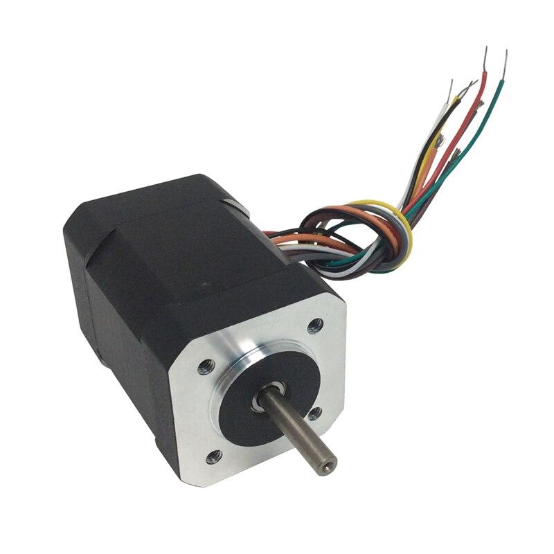 Diameter 42mm BLDC DC 24V Brushless Electric Motor 4000rpm 5000rpm Speed Option High Torque Brushless 3 Phase Small DC Motor