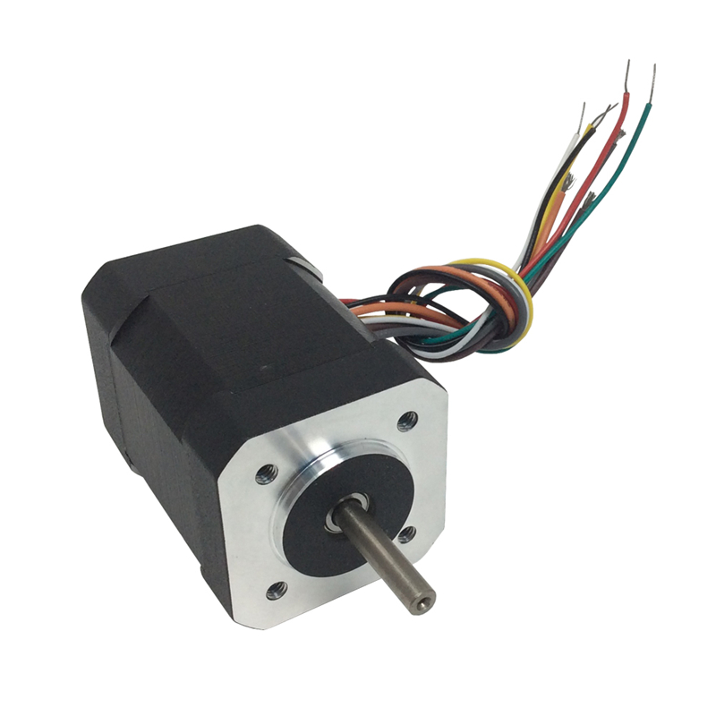 Diameter 42mm BLDC DC 24V Brushless Electric Motor 4000rpm 5000rpm Speed Option High Torque Brushless 3 Phase Small DC Motor