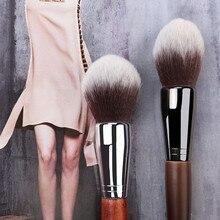 2019 Soft Synthetic Hair Big Makeup Powder Blusher Cosmetic Foundation Brushes Beauty Tools Pincel Maquiagem Hot YA42