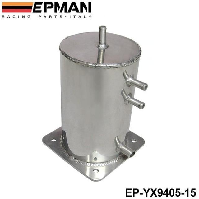 EPMAN 연료 소용돌이 냄비 합금 1.5 LT 연료 서지 탱크 모터 스포츠 경주 드리프트 랠리 드래그 자동차 EP-YX9405-15