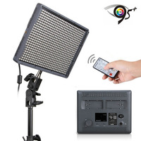 New Aputure Amaran HD DV Video LED Light HR672S CRI95 Wireless Remote Camcorder Camera Light For