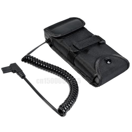 Elettronica Godox-CP 80C esterna per Flash Canon 580Ex ii 580Ex 550Ex-Impugnatura con batteria di backup Foto e videocamere