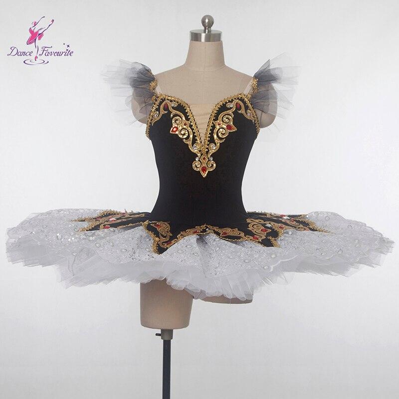 89506496d983 El tamaño del cliente hizo nueva llegada negro blusa spandex ballet  profesional Tutu muchacha y las mujeres bailarina del tutú del traje de la  Danza del ...
