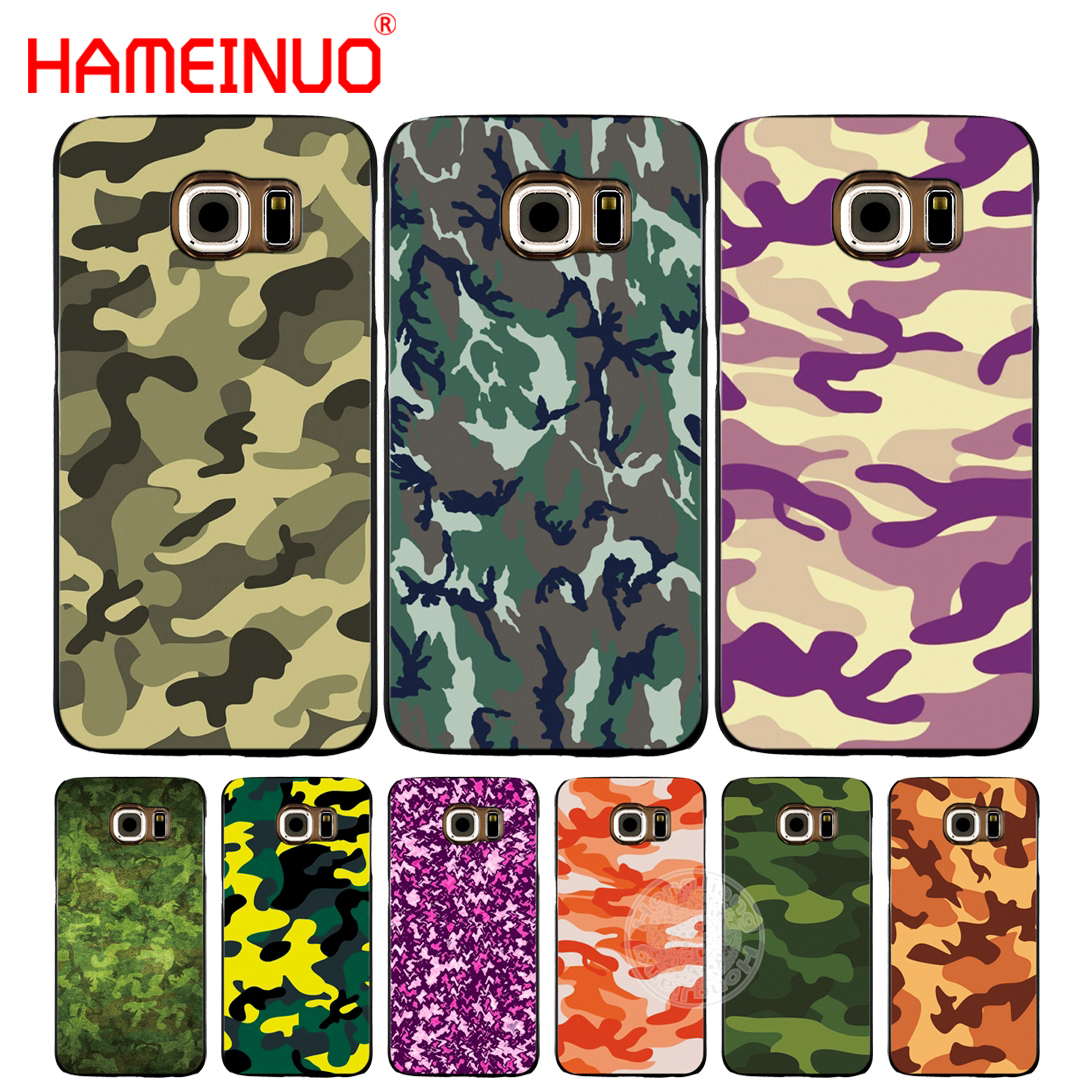 Hameinuo Camouflage Camo Army Desert Cell Phone Case Cover