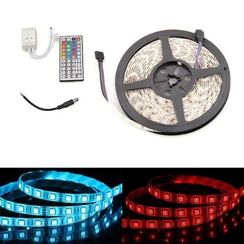 adhesive strip 300 SMD LED RGB REMOTE POOL 5MT
