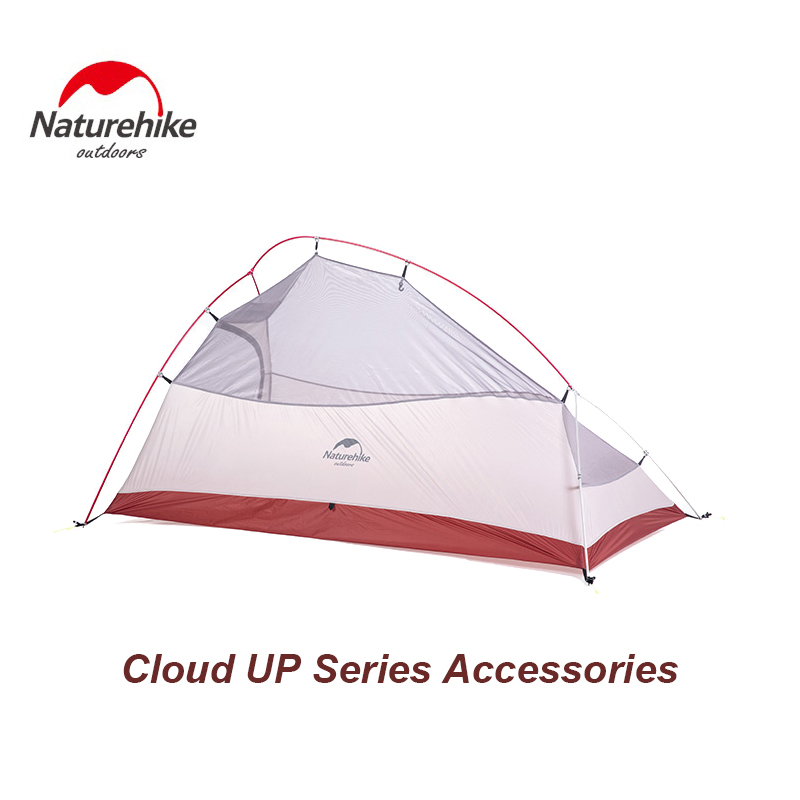 Naturehike Outdoor cloud up 1 2 3 series cloudup 2 Upgrade camping tent accessories tent rod tent pole inner tent image