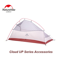 Naturehike Outdoor cloud up 1 2 3 series cloudup 2 Upgrade camping tent accessories tent rod tent pole inner tent