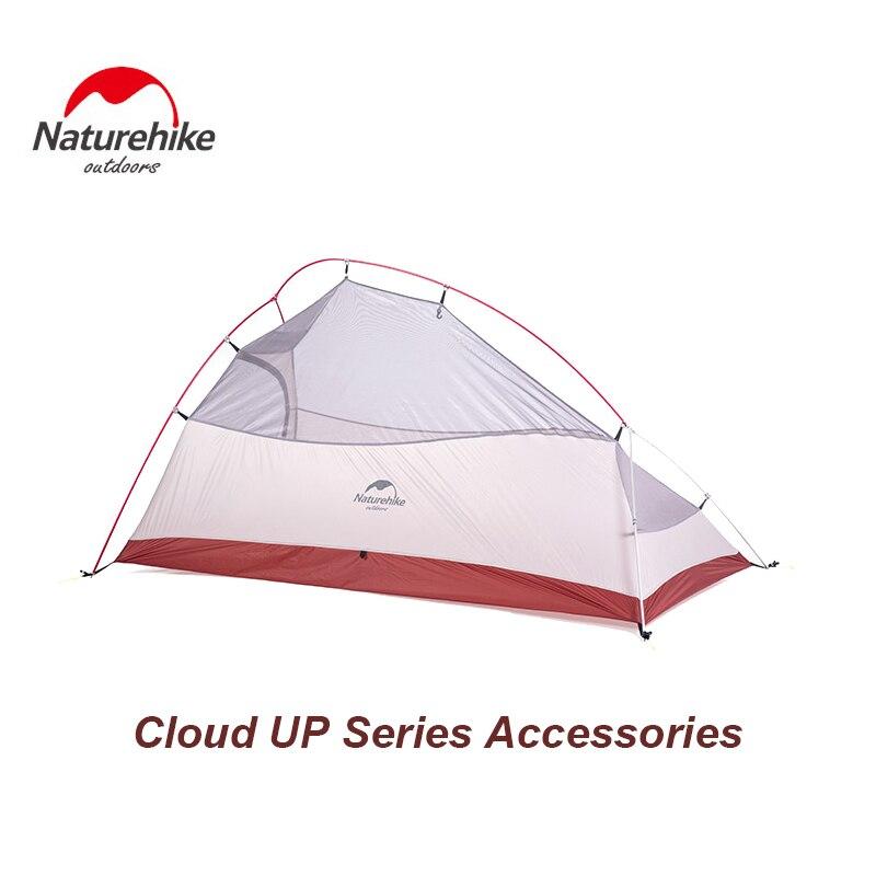 Naturel randonnée extérieur nuage up 1 2 3 série cloudup 2 mise à niveau camping tente accessoires tente tige tente pôle tente intérieure