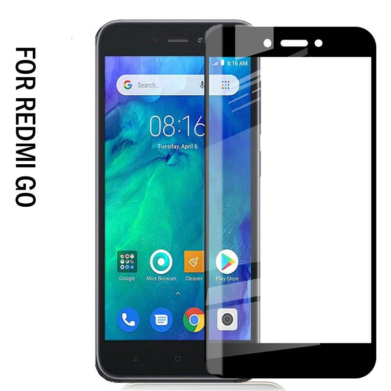 9H Tempered Glass For Xiaomi Redmi Go Phone Case Full Cover Protective Glass Screen Protector For Xiomi RedmiGo Film Safety Glas9H Tempered Glass For Xiaomi Redmi Go Phone Case Full Cover Protective Glass Screen Protector For Xiomi RedmiGo Film Safety Glas