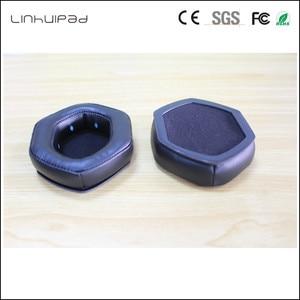 Image 2 - Linhuipad V MODA XL Memory Ear Cushions for Crossfade M 100 LP2 LP Over Ear Headphones (Black) 1 pair/lot