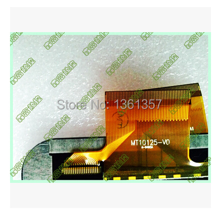 10.1 -inch T110 T100 deluxe M1101 capacitive touch screen  MT10125-V0  free shipping