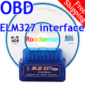 DVD Player do carro BrandNew Super Mini Bluetooth ELM327 OBD2 OBD II No Android Torque ELM327 Excelente Qualidade 3 Anos de Garantia