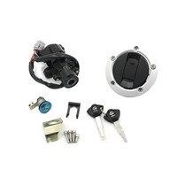 Ignition Switch Lock Petrol Gas Fuel Tank Cap Lock 2 Key For Suzuki GSXR600 GSXR750 GSX R GSXR 600 750 2011 2015 2014 2013 2012