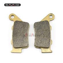 Задние тормозные колодки для bmw f650gs/scarver f650cs f650st
