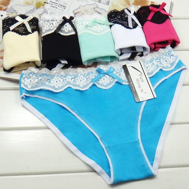 Free shipping 5pcs lot Hot sell women s sex panties Ms. underwear wholesale  women cotton women underwear briefs 89069 f5df4db86