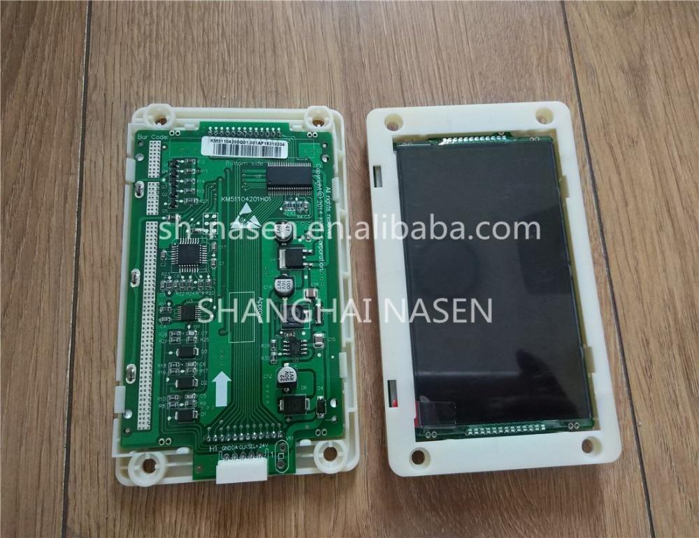 KONE Elevator display board KM51104200G01 KM51104201H01 (replace KM51167880G01)KONE Elevator display board KM51104200G01 KM51104201H01 (replace KM51167880G01)