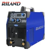 RILAND Dual Voltage 220V 380V 40 250A ARC 250GTS MMA ELectric Welding Machine IGBT Inverter Welder