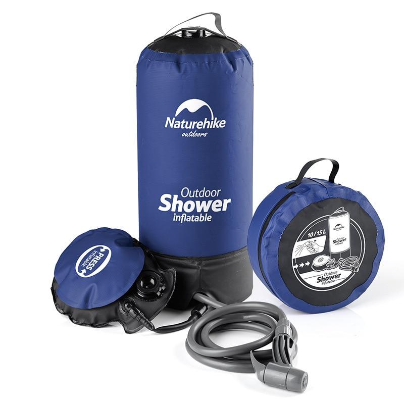 Sac de bain de douche en plein air se baignant dans le domaine Non solaire sac d'eau chaude sac d'eau dispositif de baignade équipement de Camping