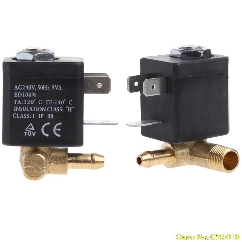 2018 di Alta qualità Cannula N/C AC 230 V G1/8