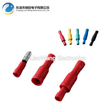 100PCS/LOT Insulation tube for insulated terminals wires FRD(MPD)1-156 insulation crimp terminal connector aislamiento