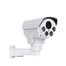 HD 1080P 2.0MP Outdoor Bullet 10X Optical Zoom 4.9-49mm Lens Mini PTZ Bullet AHD Camera 4PCS Array Leds,IR 50M