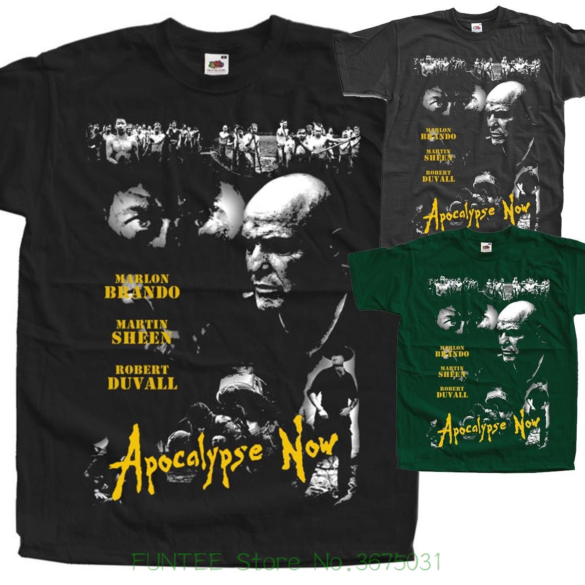 Round Neck Teenage Pop Top Tee Apocalypse Now Movie Poste <font><b>V8</b></font> <font><b>T</b></font> <font><b>Shirt</b></font> All Sizes S To 5xl image