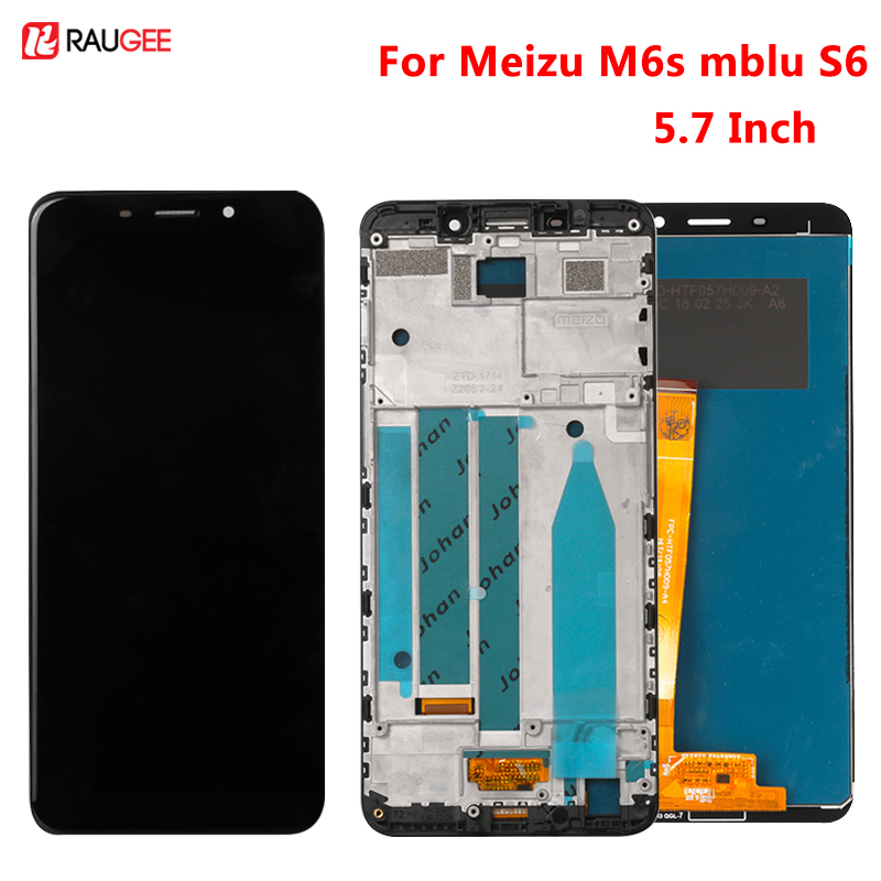 Replacement Lcd-Display Touch-Screen Meizu M6s Digitizer Glass-Panel-Assembly for Mblu title=