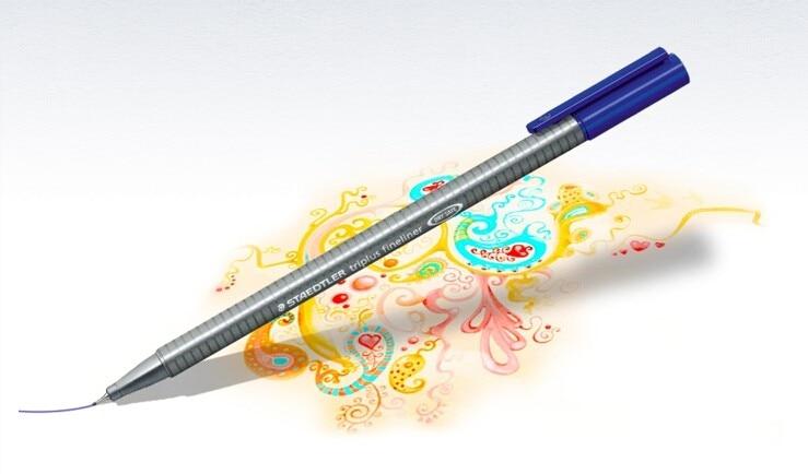 Staedtler 334 sb triplus fineliner caneta de