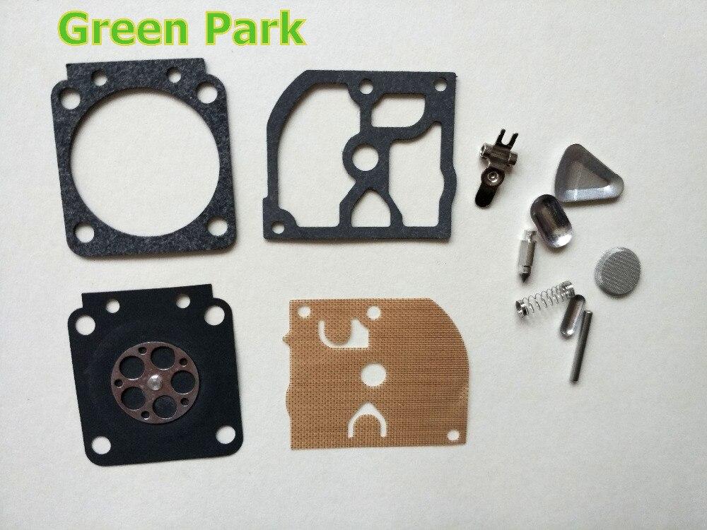 Carburetor Kit For STIHL FS120 FS200 FS250 FS300 Gasket Air Filter Spare Parts