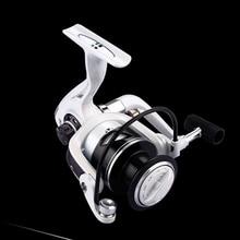 Promotion! DK2000-7000 Series Fishing Reels 12+1BB Ball Bearing 5.2:1 Gear Ratio Pre-Loading Spinning Fishing Wheel