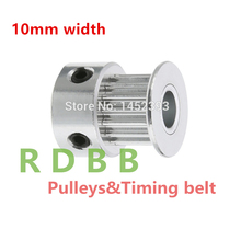 Timing-Pulley 3d-Printer Belt-Width 2GT Small Bore GT2 20-Teeth-Gt2 10mm for Backlash