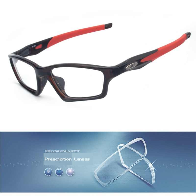 Vazrobe Sports TR90 Glasses Men Women Ultra Light Non-slip Driving Customize Myopia Diopter 1.56 1.61 1.67 Index Photochromic