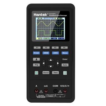 Hantek 3in1 2D72 częstotliwość próbkowania 250MSa S oscyloskop cyfrowy generator przebiegów multimetr USB przenośny 2 kanał 40mhz 70mhz wielofunkcyjny tanie i dobre opinie Elektryczne 3 0-4 9 Cali 640*480 Pikseli Hantek 2C42 Hantek 2C72 Hantek 2D42 Hantek 2D72 30 000wfm s 125-250MSa s Max 6K for single-channel 3K samples per dual-channel
