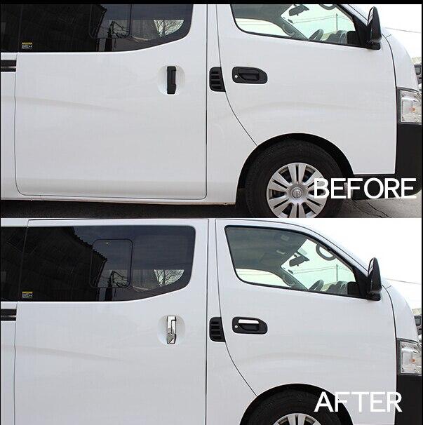 Car Modification Parts Chrome Door Handle Cover For Nissan Urvan E26