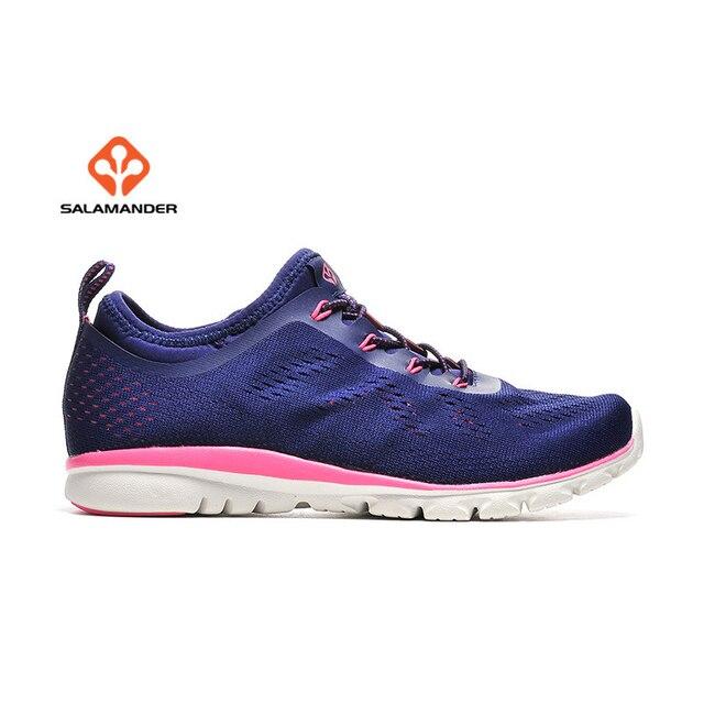 98227114aabaa Salamandra de las mujeres al aire libre Zapatillas para correr sneakers para  las mujeres deporte Trail