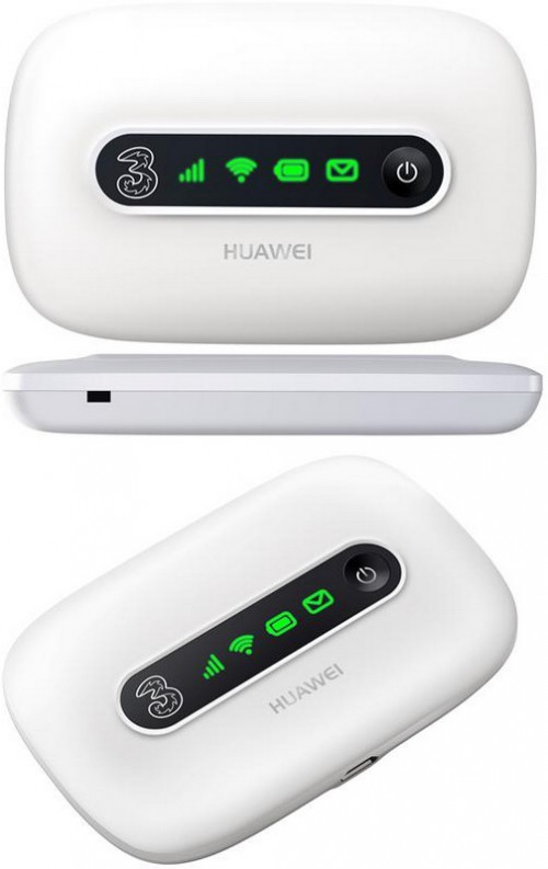 GENUINE Huawei E5331 3G MOBILE WiFi WIRELESS Modem Hotspot MOBILE ...