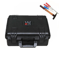 Tricase Supply M2400 Waterproof IP67  Hard Plastic  Protective Tool Box  with Precut foam