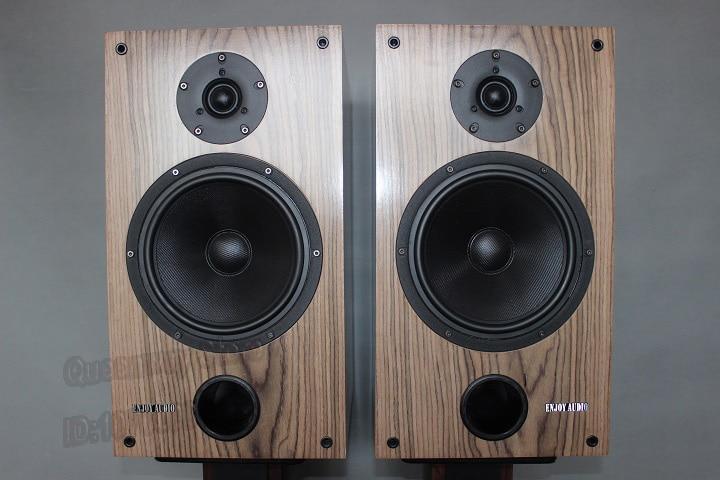 QT 8 8 inches Hi-End floor-standing speaker/loudspeaker Scan-Speak 8330 tweeter+22W8534 bass DIY цена