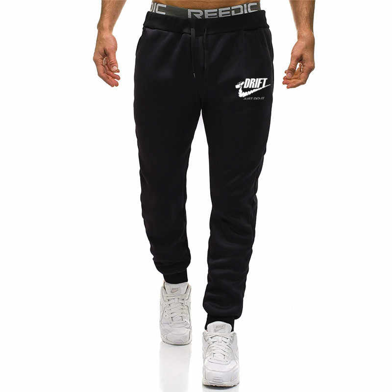fbdf2d2e5058a0 New High Quality Jogger Pants Men Fitness Bodybuilding Gyms Pants For  Runners Brand Clothing Autumn Sweat