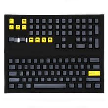 Джентльмен вишня профиль pbt колпачки 114 шт. для Механическая игровая клавиатура Filco G80-3000/3800MX2. 0/3. 0