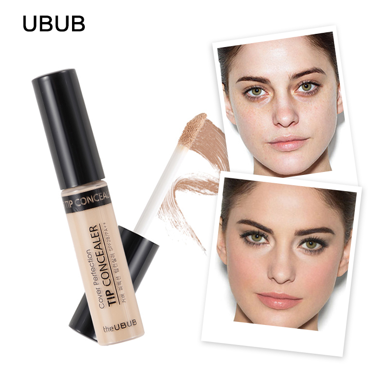 UBUB arc smink rejtegető folyékony kefe Kényelmes rotációs rejtegető kefe professzionális smink márka 3 szín opcionális 6.5g