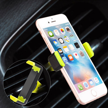 Air Vent Mount Car Phone Holder Expandable Universal Car Holder Mobile Phone Stand Support Smartphone Voiture For 4-6 inch smartphone