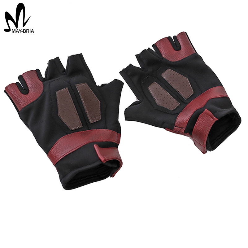 Peter Quill Star Lord Cosplay Accessory Guardians of the Galaxy 2 Superhero cosplay cycling gloves Fancy
