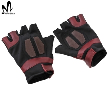 Peter Quill Star Lord Cosplay Accessory Guardians of the Galaxy 2 Superhero cosplay cycling gloves Fancy leather cosplay gloves