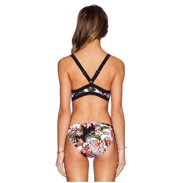 One Pieces Retro Bikini