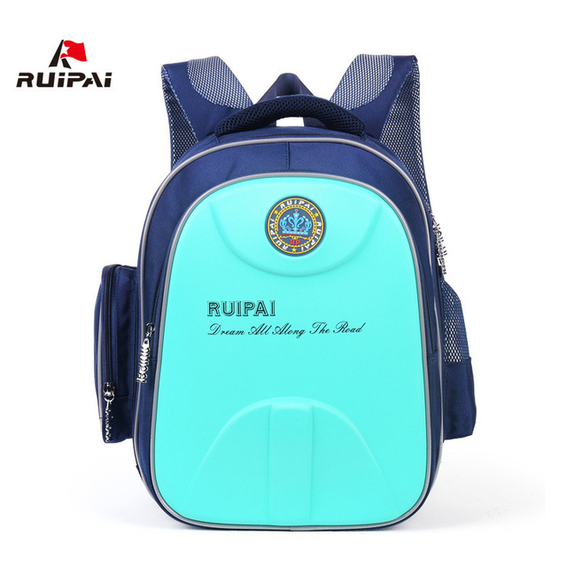 ee09f207d155 RUIPAI Backpack For Children Safety Reflective Design Hard Shell School Bag  Orthopedic Satchel Rucksack For Girls