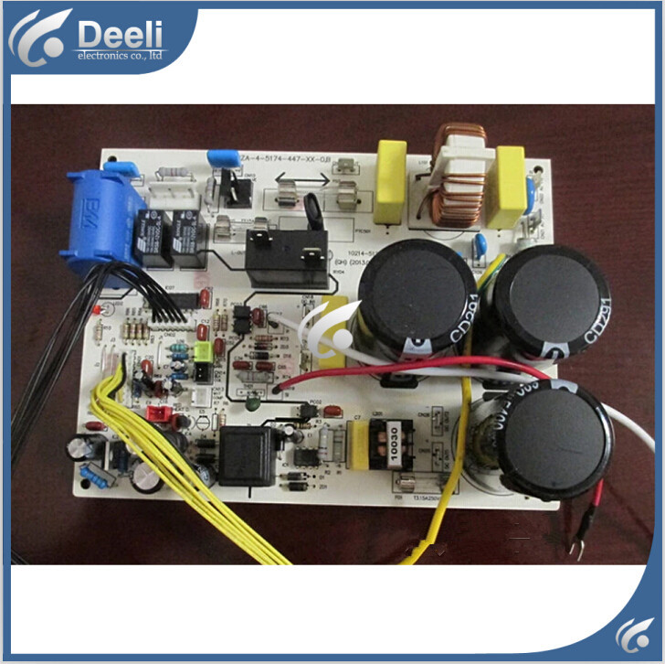 95% new good working for air conditioning KFR-26W/27BP outdoor machine motherboard RZA-4-5174-447-XX-0 on sale