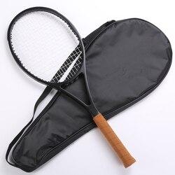 K88 Carbon Faser tennis schläger schwarz Schläger Pete Sampras Klassische Schläger GRIP GRÖßE 4 1/4, 4 3/8, 4 1/2 mit tasche